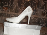 Туфли свадебные 35 размер