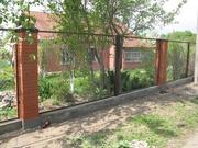 Секции заборные продаем,  доставляем бесплатно по Беларуси