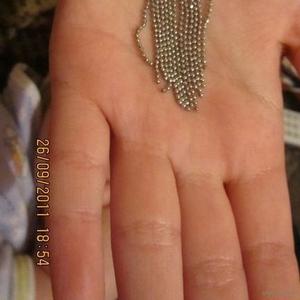Украшение для простой серёжки для пирсинга в пупок