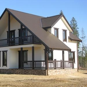 Производство и строительство каркасных домов. Пинск