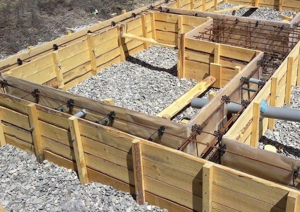 Фундамент,  Подьем Домов,  Строим дома под ключ в Пинске 4