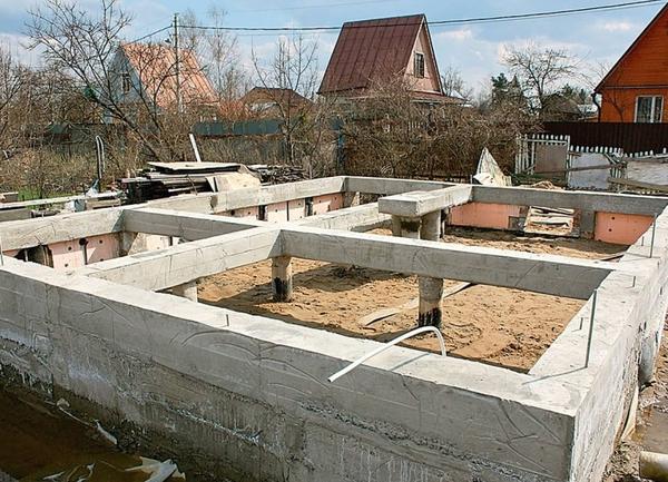 Фундамент,  Подьем Домов,  Строим дома под ключ в Пинске 6