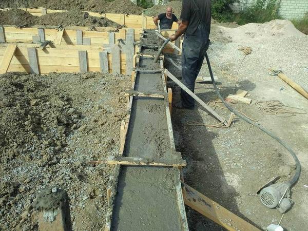 Фундамент,  Подьем Домов,  Строим дома под ключ в Пинске 7