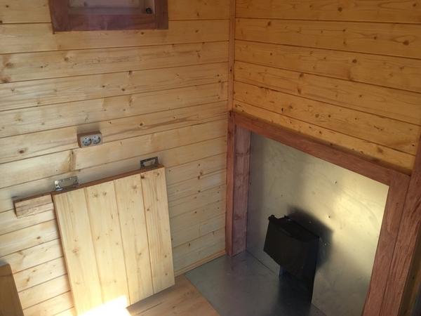 Баня Мобильная за 1 день под ключ установка в Пинске 4