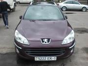Peugeot 407,  конец 2006 г.,  турбодизель 2л