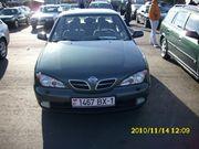 Nissan primera 2001г.в. 1, 8 инжектор