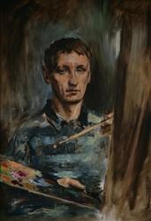 Портрет на заказ по фото или с натуры,  копии картин
