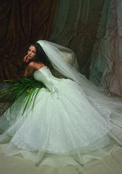 ФИРМЕННОЕ Свадебное платье Papilio,